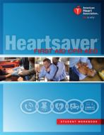 Heartsaver CPR AED First Aid Student Manual